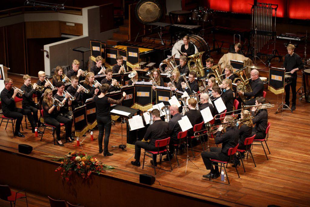 B orkest Pro Rege NBK 2018 (bron Stichting NBK)